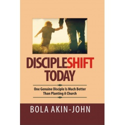 DISCIPLESHIFT TODAY