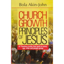 Church Growth The Principle Of Jesus